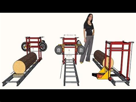 Portable Sawmills, Sawmill Plans by Procut Portable Sawmills